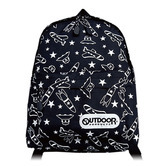 OUTDOOR PRODUCTS KIDS チアフルデイパック 宇宙【送料無料】