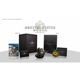 【PS4ソフト】MONSTER HUNTER: WORLD COLLECTOR'S EDITION・・・